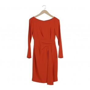 Coast Red Midi Dress