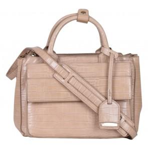 Zara Brown Handbag