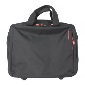 Hush Puppies Black Luggage and Travel