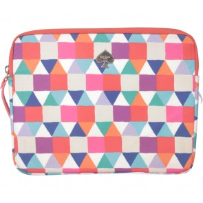 Kate Spade Multi Colour Ipad Case Pouch