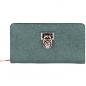 Michael Kors Dark Green Wallet