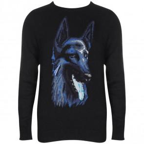 Balenciaga Black Sweater