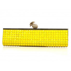 Kate Spade New York Yellow Clutch