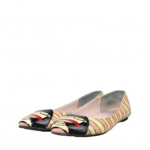 Marc By Marc Jacobs Yellow Flats