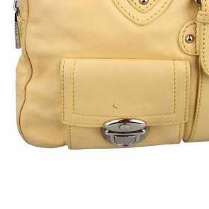 Marc By Marc Jacobs Yellow Tote Bag