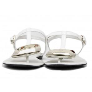 Roger Vivier White Sandals