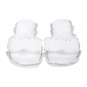 Simone Rocha White Sandals