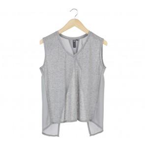 Cotton On Grey Combi Sleeveless
