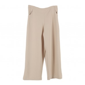 Maryalle Cream Wide Pants