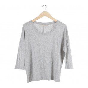Zara Grey T-Shirt