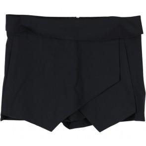 Zara Black Plain Skort Pants