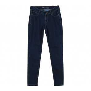 Old Navy Blue Denim Skinny Pants