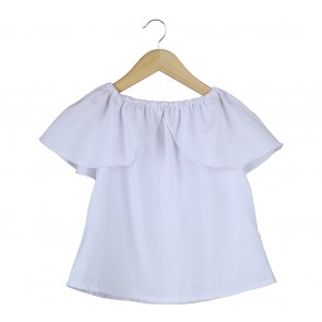 Beste Project White Bardot Sleeveless