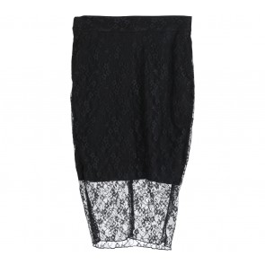 Beste Project Black Lace Skirt