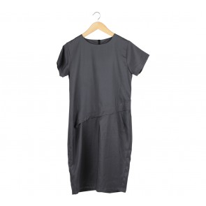 Beste Project Dark Grey Midi Dress