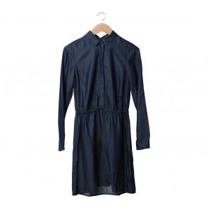 Tommy Hilfiger Blue Mini Dress