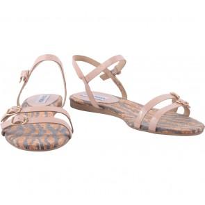 Steve Madden Nude Caprcorn Sandals