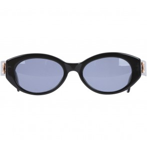 Chanel Black Vintage Sunglasses