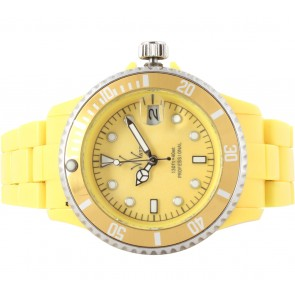 Toy Watch Yellow Watch