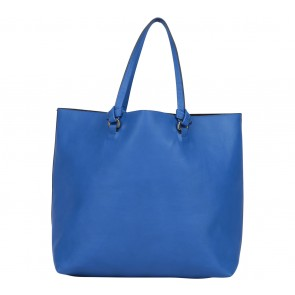 Zara Blue Tote Bag