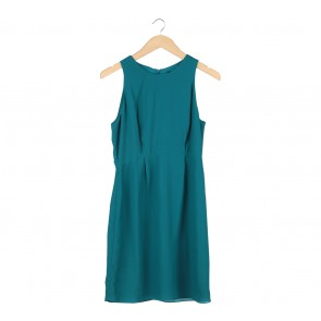 Oasis  Tosca Sleeveless Midi Dress