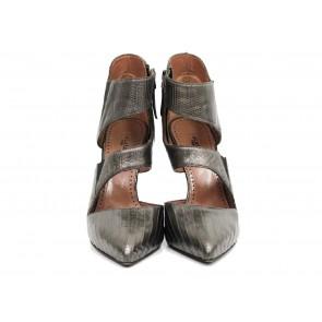 Alaa Silver Heels