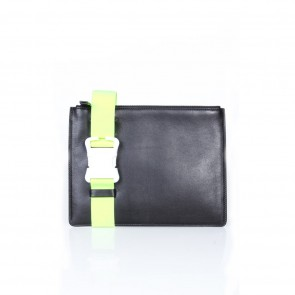 Christopher Kane Black Clutch