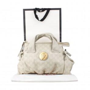 Gucci Cream Shoulder Bag