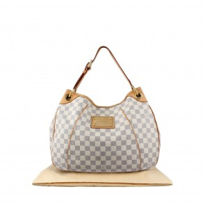 Louis Vuitton White Tote Bag