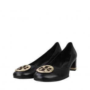 Tory Burch Black Heels