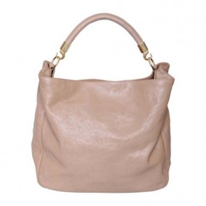 Yves Saint Laurent Brown Roady Tote Bag