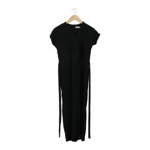 Cotton Ink Black Jumpsuit