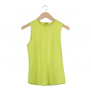 H&M Green Sleeveless