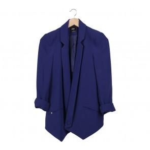 Sportsgirl Purple Blazer