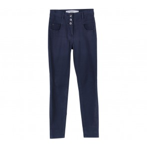 Next Blue High Waisted Denim