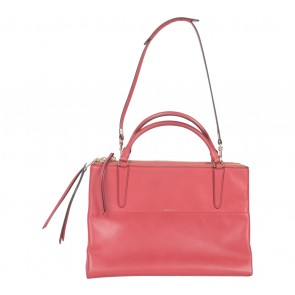 Coach Red Borough Satchel
