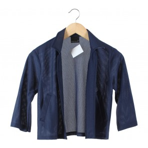 ATS The Label Dark Blue Outerwear