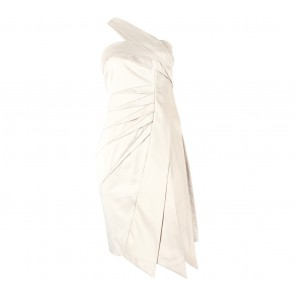 Karen Millen Beige Mini Dress