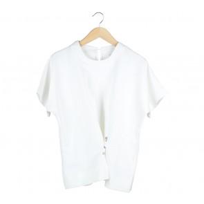 Mariquinn White Blouse