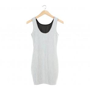MDS Off White Mini Dress
