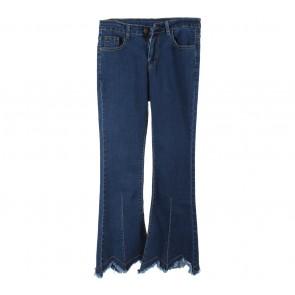 This is April Blue Pants