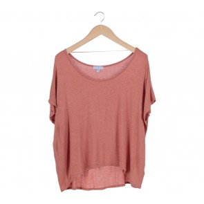 Cotton On Brown Loose  T-Shirt