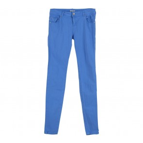 Pull & Bear Blue Skinny Jeans Pants