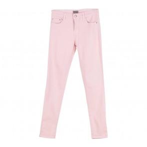 Zara Peach Skinny Jeans Pants