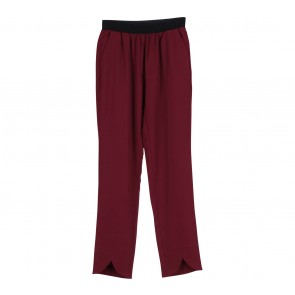 Forever 21 Red Polyester Pants