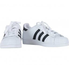 Adidas White Original Woman Superstar W Fashion Sneakers