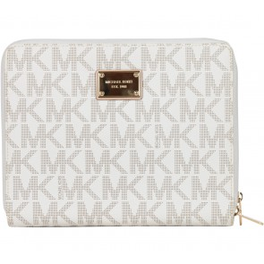 Michael Kors White IPAD Pouch