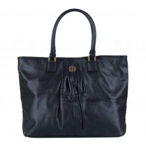 Tory Burch Black Verona Leather Handbag