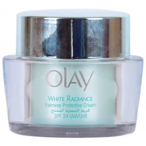 Olay White White Radiance Fairness Protective Cream Skin Care