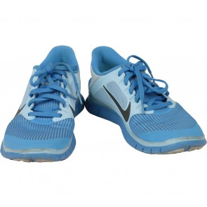 Nike Blue Free Sneakers